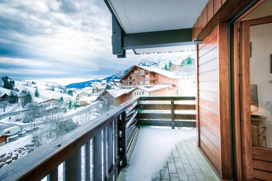 Wakacje w górach Studio kabina 6 osób (004) - La Résidence Florimontagne - Le Grand Bornand