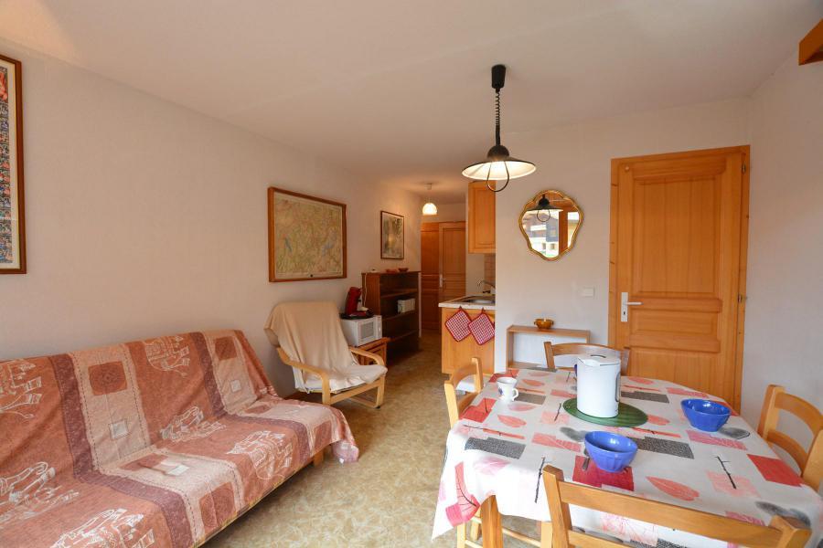 Wakacje w górach Apartament 2 pokojowy kabina 6 osób (008) - La Résidence Florimontagne - Le Grand Bornand