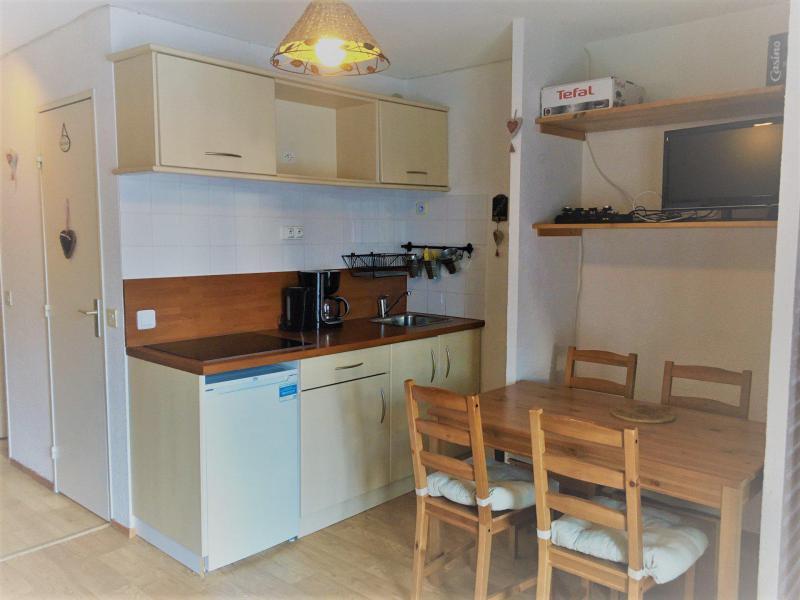 Каникулы в горах Апартаменты 2 комнат 4 чел. (417) - La Résidence Fond Blanc - Les Arcs - Небольш&