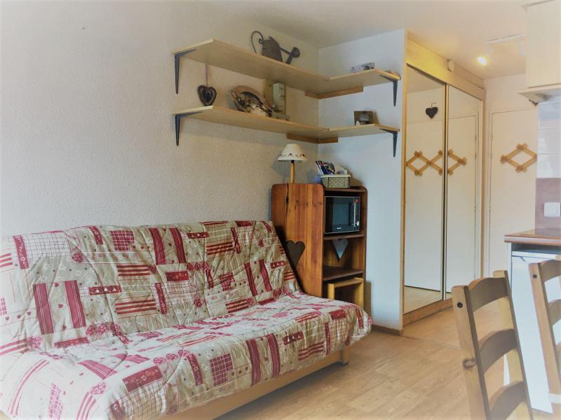 Каникулы в горах Апартаменты 2 комнат 4 чел. (417) - La Résidence Fond Blanc - Les Arcs - Салон