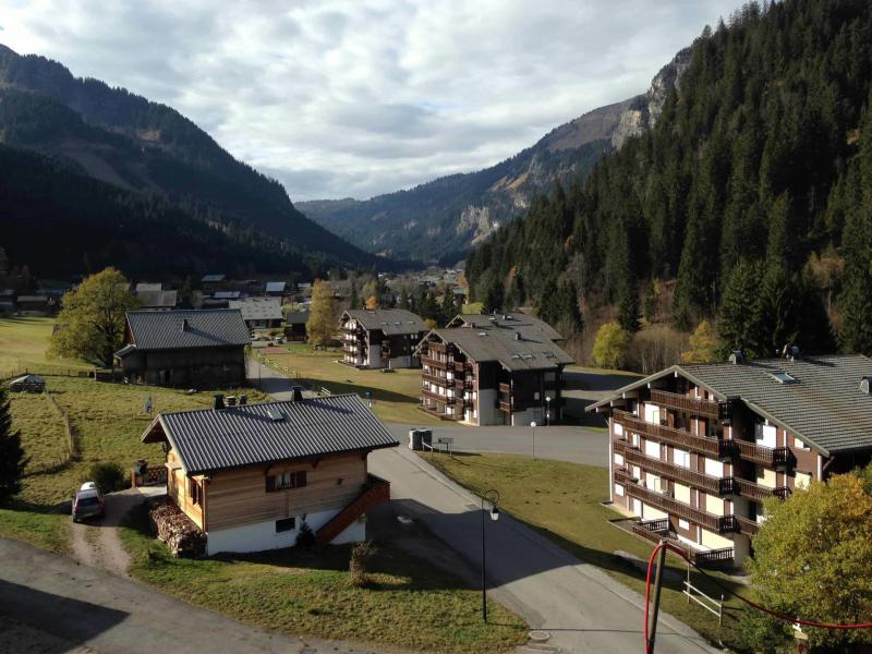 Rent in ski resort 4 room apartment 6 people - La Résidence Forsythia - Châtel - Summer outside