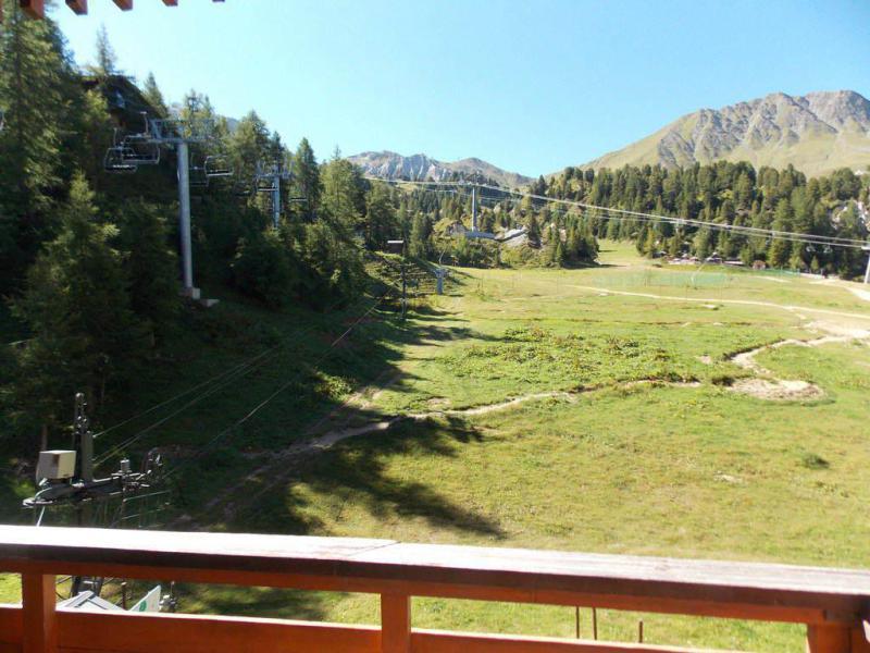 Location au ski Studio 4 personnes (323) - La Résidence France - La Plagne - Extérieur été