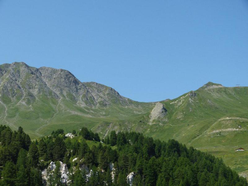 Location au ski Studio 4 personnes (726) - La Résidence France - La Plagne - Extérieur été