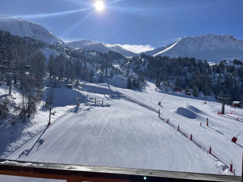 Location au ski Studio 4 personnes (828) - La Résidence France - La Plagne - Extérieur été