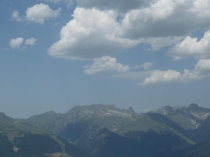 Location au ski Studio 2 personnes (507) - La Résidence France - La Plagne - Extérieur été