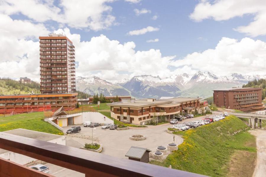 Location au ski Studio 2 personnes (307) - La Résidence France - La Plagne - Extérieur été