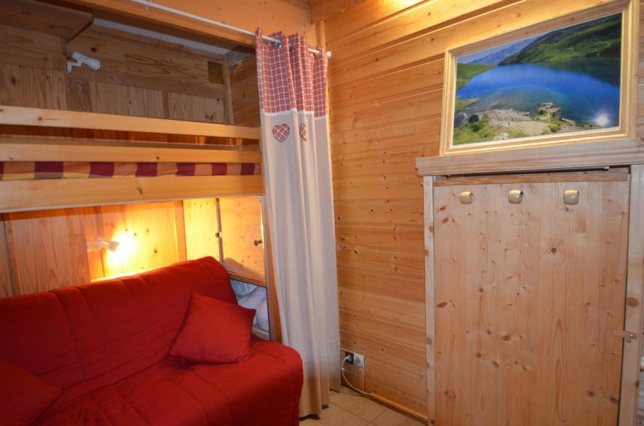 Holiday in mountain resort Studio 2 people (4) - La Résidence Génépi - Les Menuires