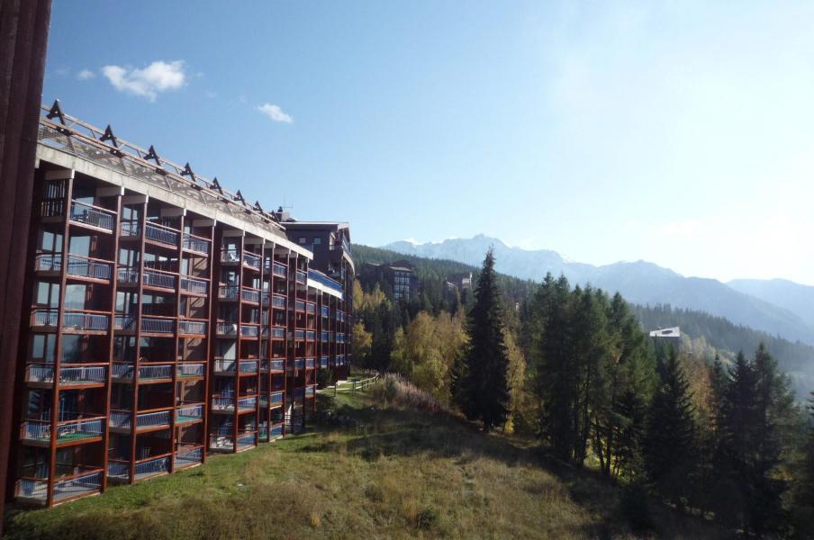 Location au ski Studio coin montagne 4 personnes (121) - La Residence Grand Arbois - Les Arcs - Extérieur été
