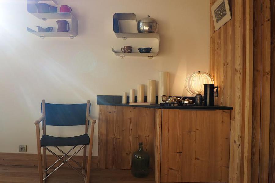 Holiday in mountain resort 4 room duplex apartment 8 people (806) - La Résidence Grande Masse - Les Menuires