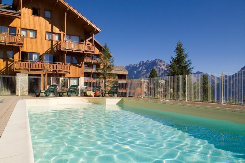 Chalet La Résidence Hameau des Ecrins - Puy-Saint-Vincent - Zuiderlijke Alpen