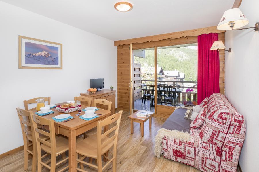 Vacances en montagne La Résidence Hameau des Ecrins - Puy-Saint-Vincent