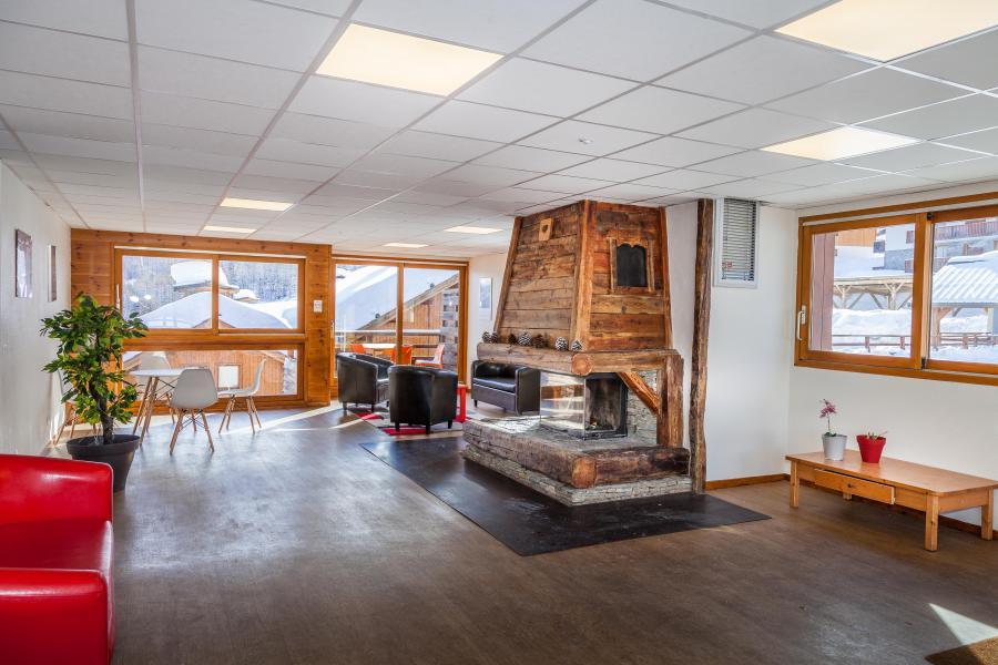 Vacaciones en montaña La Résidence Hameau des Ecrins - Puy-Saint-Vincent - Recepción