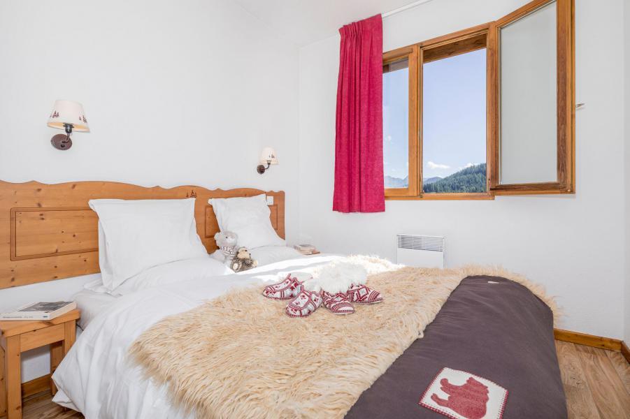 Vacances en montagne La Résidence Hameau des Ecrins - Puy-Saint-Vincent - Chambre