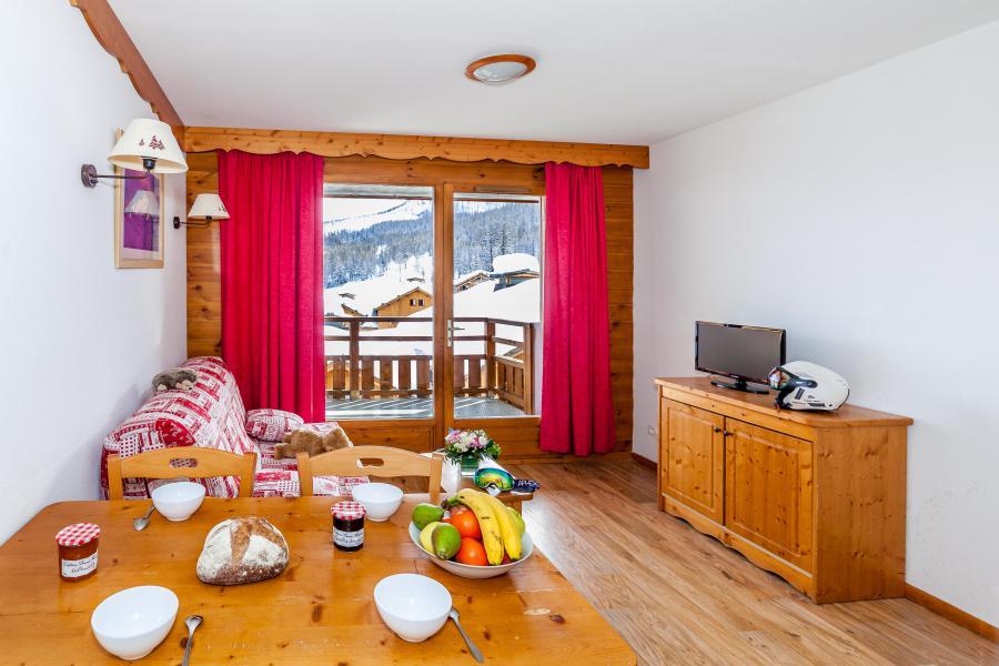 Vacanze in montagna La Résidence Hameau des Ecrins - Puy-Saint-Vincent - Soggiorno