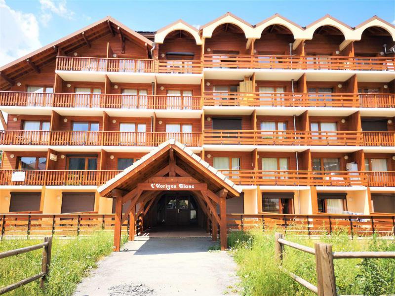 Wakacje w górach Apartament 2 pokojowy z alkową 6 osób (07) - La Résidence Horizon Blanc - La Joue du Loup