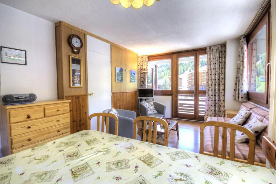 Holiday in mountain resort 3 room apartment 7 people (304) - La Résidence l'Aconcagua - La Plagne - Dining area