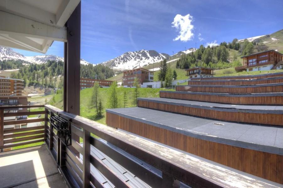 Holiday in mountain resort 3 room apartment 6 people (404) - La Résidence l'Aconcagua - La Plagne - Summer outside