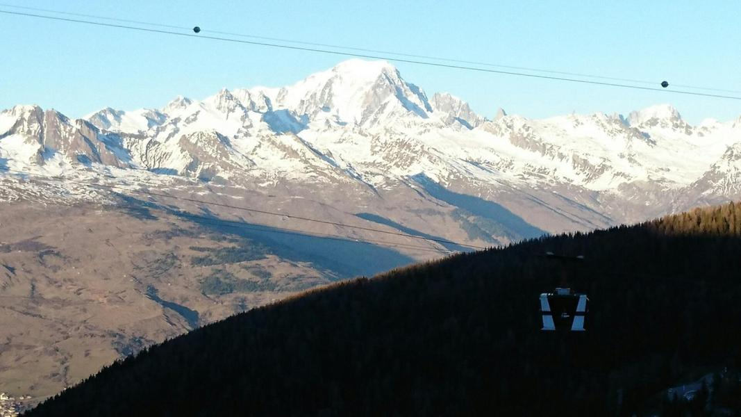 Holiday in mountain resort La Résidence l'Aconcagua - La Plagne
