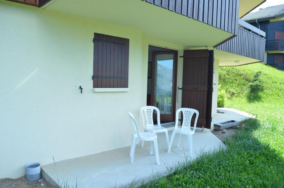 Wakacje w górach Apartament 3 pokojowy 5 osób (2C) - La Résidence l'Alpage - Châtel - Na zewnątrz latem
