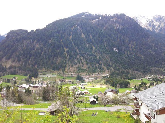 Wakacje w górach Studio z alkową 3 osoby (5B) - La Résidence l'Alpage - Châtel - Na zewnątrz latem