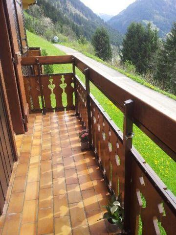 Wakacje w górach Studio z alkową 3 osoby (5B) - La Résidence l'Alpage - Châtel - Zakwaterowanie