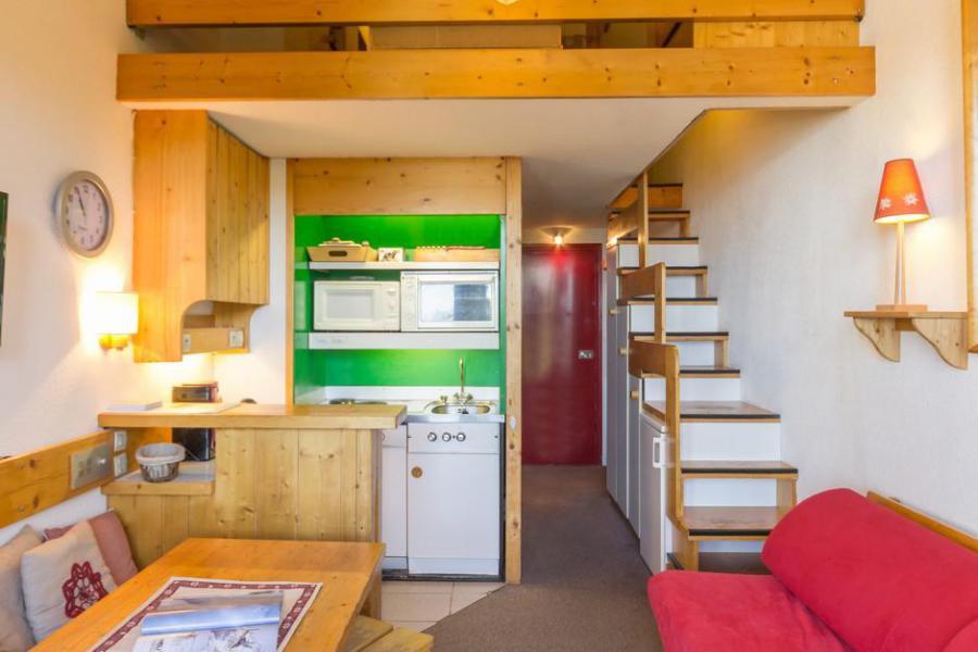 Vakantie in de bergen Appartement 2 kamers mezzanine 6 personen (415) - La Résidence l'Archeboc - Les Arcs