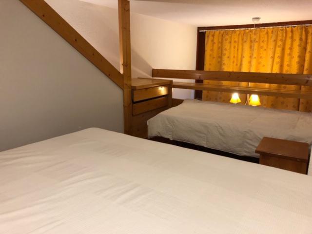 Vakantie in de bergen Appartement 2 kamers mezzanine 5 personen (104) - La Résidence l'Archeboc - Les Arcs