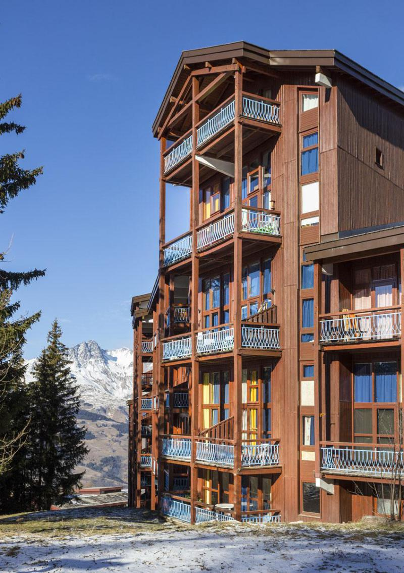 Vakantie in de bergen La Résidence l'Archeboc - Les Arcs