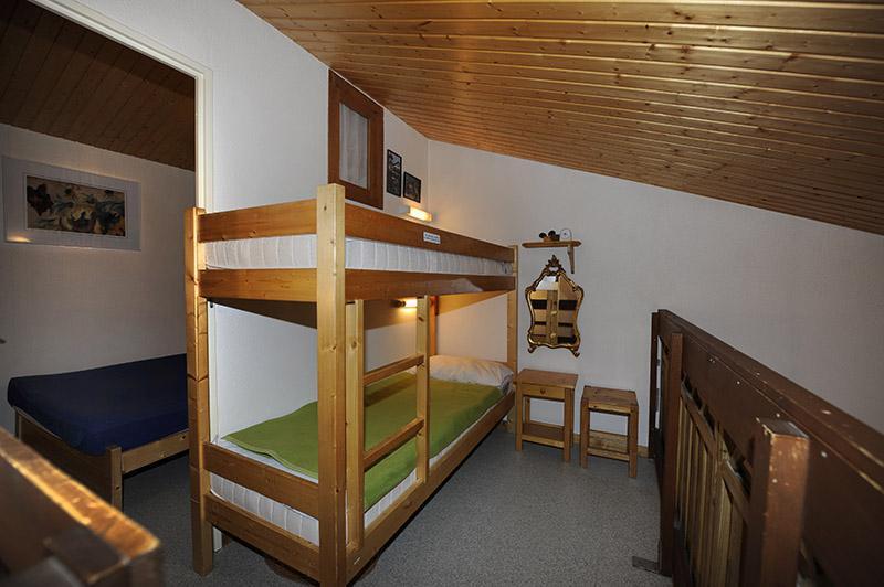 Wakacje w górach Apartament 2 pokojowy z antresolą 4 osoby (143) - La Résidence l'Argousier - Les Menuires