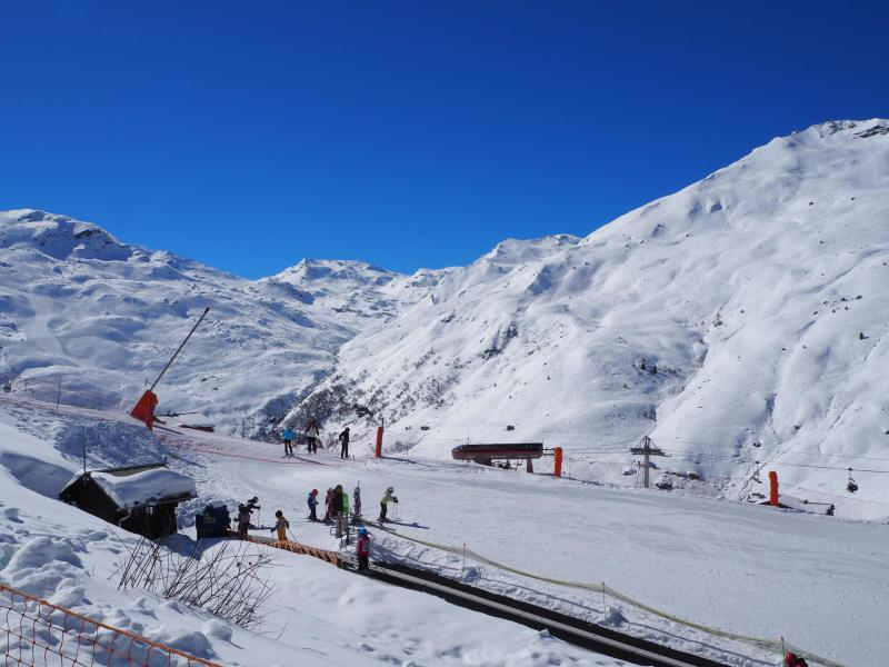 Wakacje w górach La Résidence l'Armoise - Les Menuires