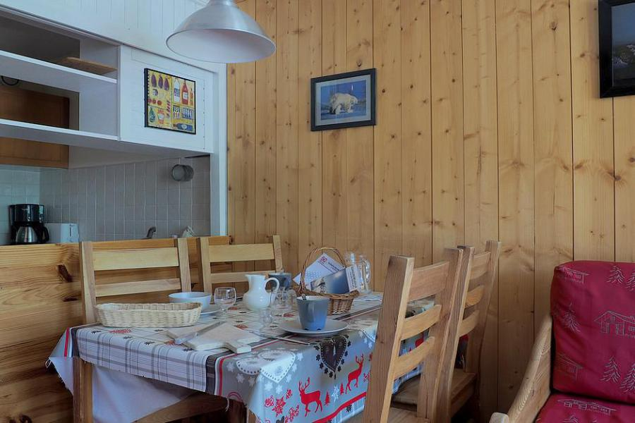 Vacaciones en montaña Apartamento cabina 2 piezas para 5 personas (11) - La Résidence l'Armoise - Les Menuires