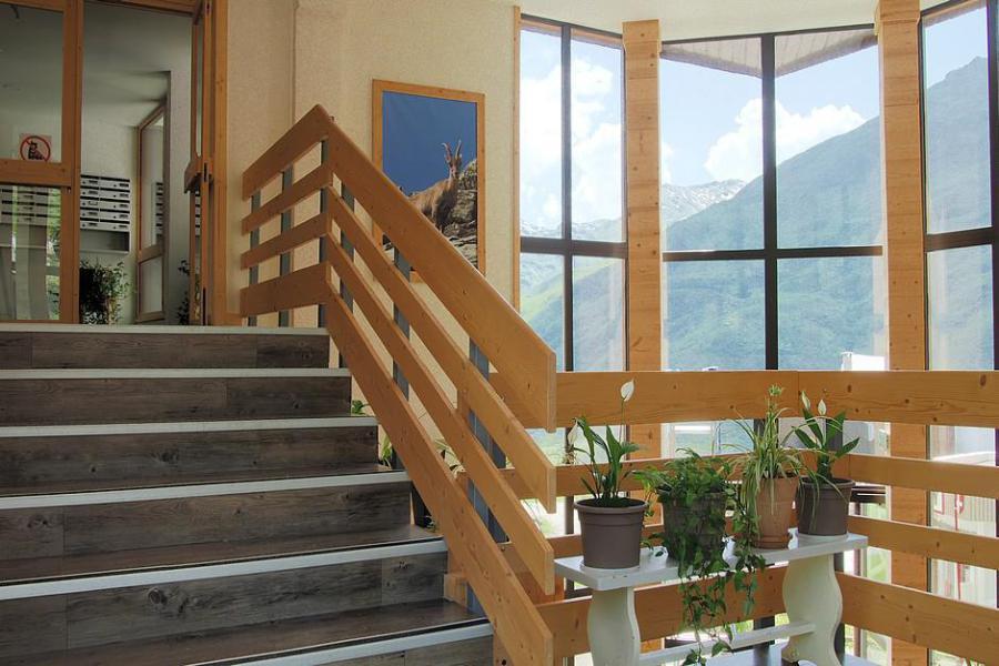 Vacaciones en montaña La Résidence l'Armoise - Les Menuires - Recepción