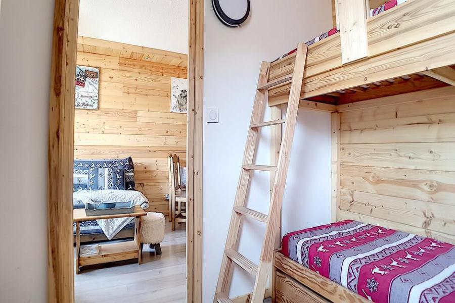 Wakacje w górach Apartament 2 pokojowy 4 osób (018) - La Résidence l'Orée des Pistes - Les Menuires - Łóżkami piętrowymi