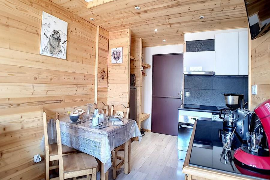 Wakacje w górach Apartament 2 pokojowy 4 osób (018) - La Résidence l'Orée des Pistes - Les Menuires - Stołem