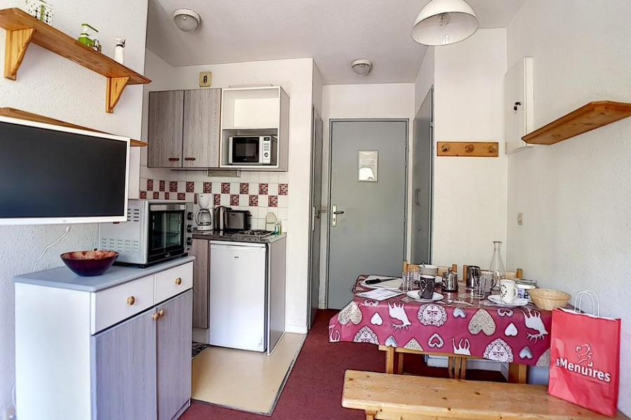 Wakacje w górach Apartament 2 pokojowy 4 osób (0207) - La Résidence l'Orée des Pistes - Les Menuires - Stołem