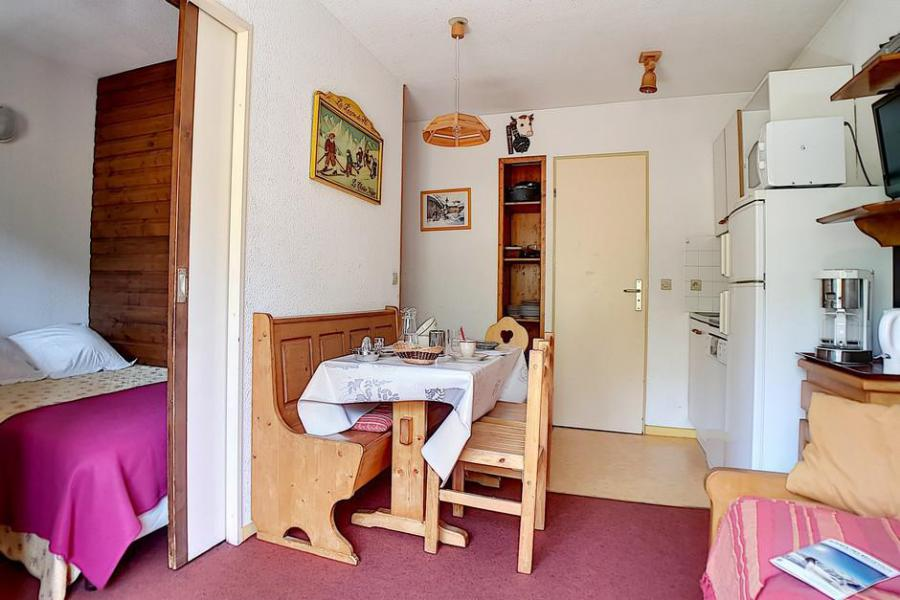 Wakacje w górach Apartament 2 pokojowy 5 osób (009) - La Résidence l'Orée des Pistes - Les Menuires - Stołem