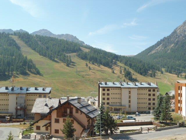 Vacaciones en montaña Estudio -espacio montaña- para 4 personas (CHADES) - La Résidence la Chamoisière - Montgenèvre