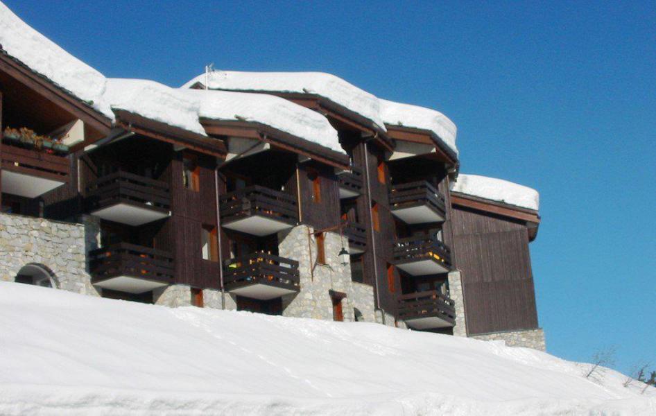 Wakacje w górach Studio 4 osoby (GL248) - La Résidence la Clairière - Valmorel