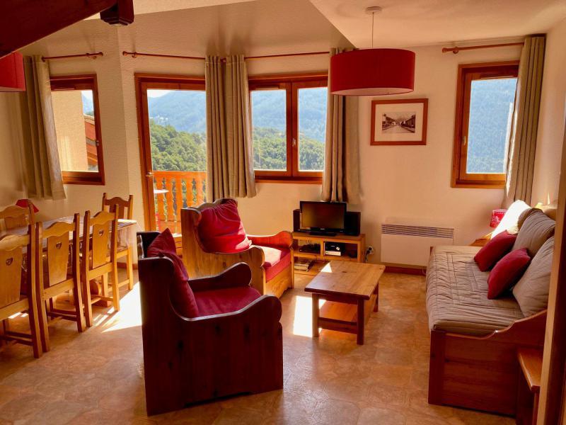 Wakacje w górach Apartament duplex 3 pokojowy 8 osób (446) - La Résidence la Combe - Aussois