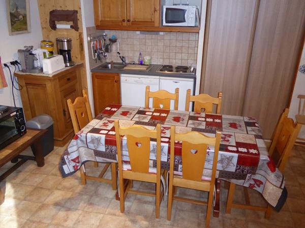 Wakacje w górach Apartament 2 pokojowy kabina 4 osób (402) - La Résidence la Combe - Aussois