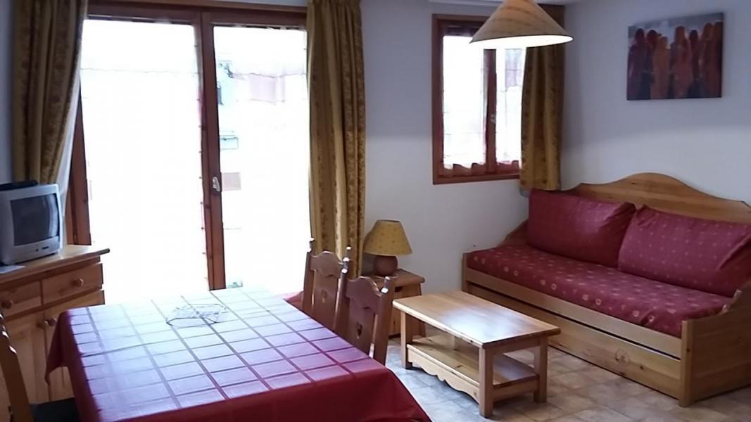 Wakacje w górach Apartament 2 pokojowy 4 osób (501) - La Résidence la Combe - Aussois