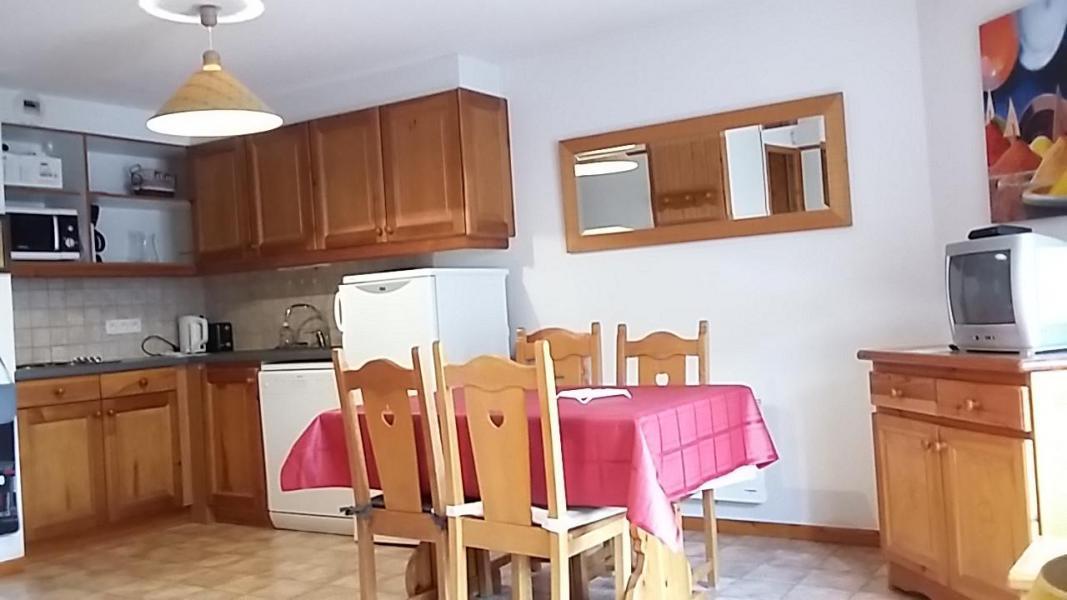 Wakacje w górach Apartament 2 pokojowy 4 osób (501) - La Résidence la Combe - Aussois - Zakwaterowanie