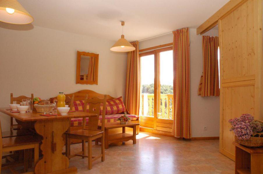 Wakacje w górach Apartament 2 pokojowy kabina 6 osób (435) - La Résidence la Combe - Aussois - Pokój gościnny