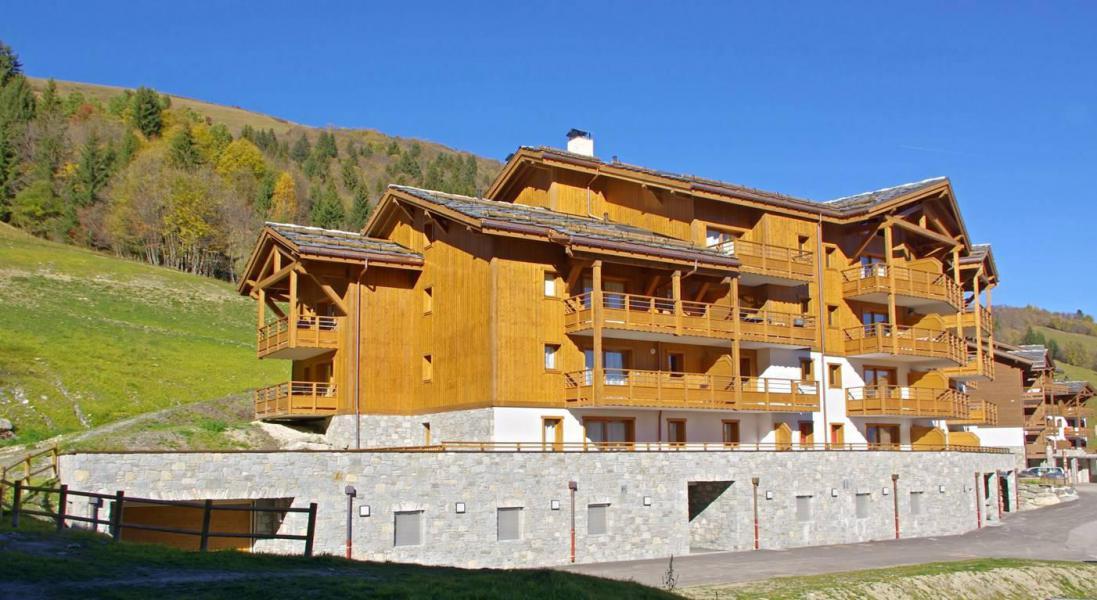 Wakacje w górach Apartament duplex 4 pokojowy 8 osób (GL410) - La Résidence la Grange aux Fées - Valmorel