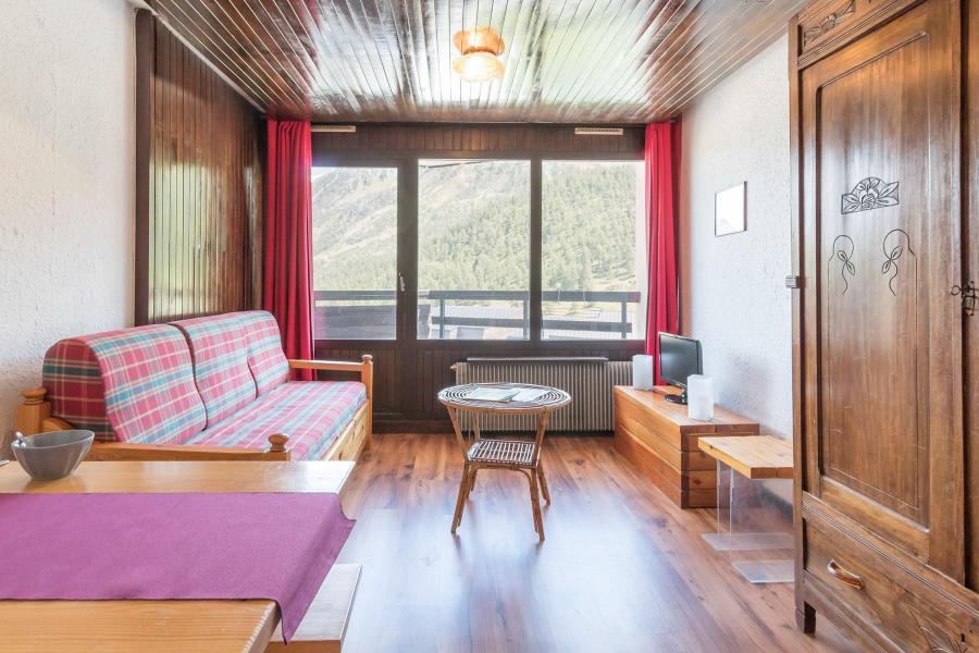 Vacances en montagne Studio 2 personnes (LAVATE) - La Résidence la Loubatière - Montgenèvre - Séjour
