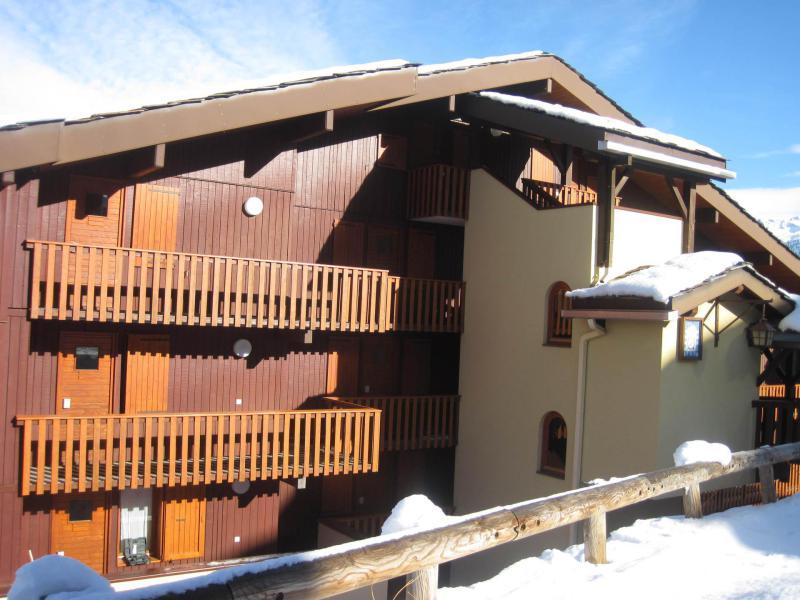 Vakantie in de bergen La Résidence la Pendule - Montchavin La Plagne