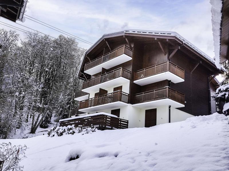 Vakantie in de bergen La Résidence la Piste - Saint Gervais - Verblijf