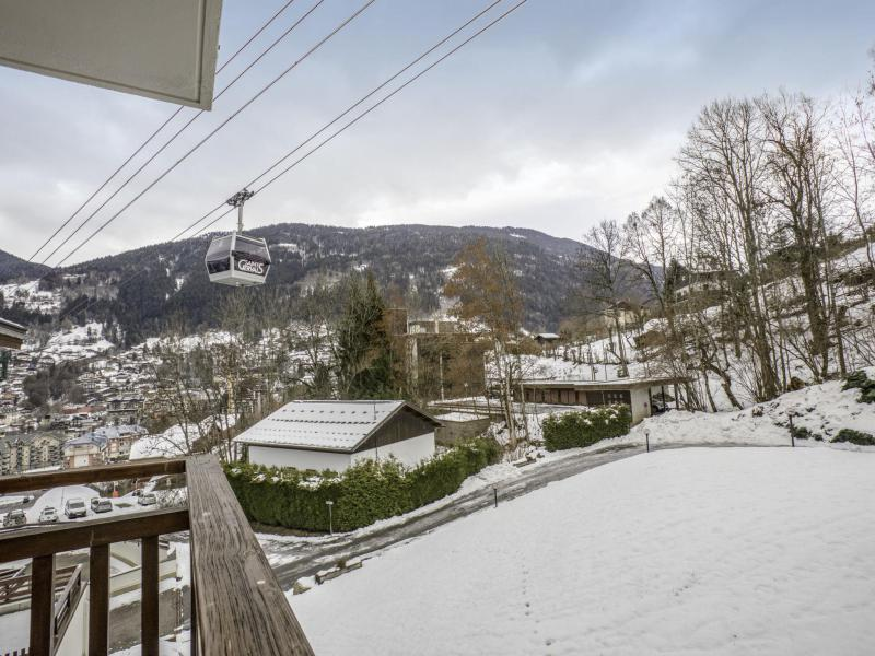 Holiday in mountain resort 2 room apartment 4 people (3) - La Résidence la Piste - Saint Gervais - Accommodation