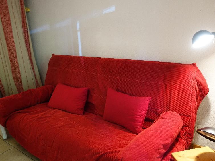 Vakantie in de bergen Appartement 1 kamers 3 personen (1) - La Résidence la Piste - Saint Gervais - Verblijf