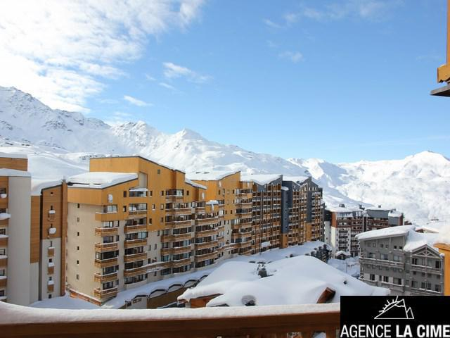 Holiday in mountain resort 4 room duplex apartment 8 people (177) - La Résidence la Roche Blanche - Val Thorens